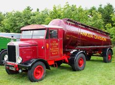 Scammell Tanker