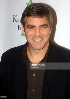 Actror/Director George Clooney arrives for the 'Confessions of a Dangerous Mind' after party December 18, 2002 at Metronone in New York City.