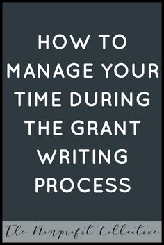 Here is a possible grants writing timeline that I offer in my course so that you give yourself ample amount of time for the whole process. Business Grants, Business Writing, Business Planning, Online Business, Business Management, Management Tips, Grant Proposal, Grant Writing, Show Me The Money