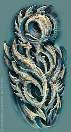 biomechanik zeichnungen pinterest tattoo ideen tattoo vorlagen und biomechanik tattoo. Black Bedroom Furniture Sets. Home Design Ideas