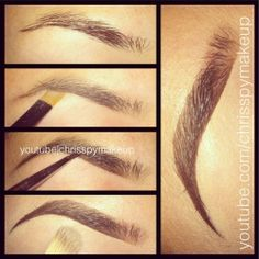 eyebrow pics   Eyebrows