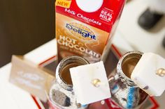 Hot Cocoa Bar Hot Chocolate From International Delight-It's Amazing! - B. Lovely Events #ad