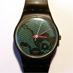 Swatch - I had this one