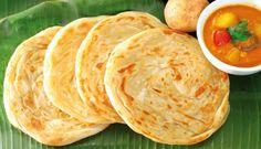 Roti canai Malaysia popular di AS, peniaga import 300 kontena setiap tahun ★ MRM Granny's Recipe, Roti Recipe, Recipe For Mom, Indian Food Recipes, Asian Recipes, Ethnic Recipes, Asian Desserts, Roti Prata Recipe, Grilled Flatbread