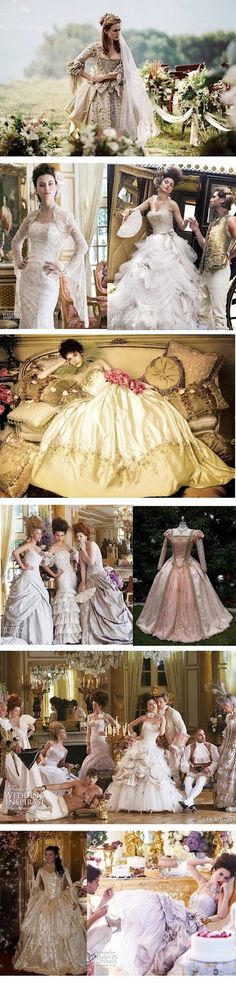 Elizabethan Wedding Dress Inspiration