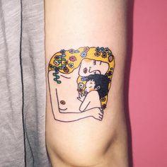 Colorful Pop Tattoos by Kim Michey – Fubiz Media Piercing Tattoo, Piercings, Bild Tattoos, Body Art Tattoos, Pretty Tattoos, Beautiful Tattoos, Kaktus Tattoo, 16 Tattoo, Petit Tattoo