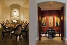 Charles Edwards Dining Room Gallery
