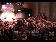 """Give Him Praise"" Live....worship song by Micheal Shamblin, makes me want to dance!!! www.remnantfellowship.org"