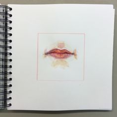 Lippenstudie