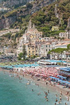 A guide to eight towns on Italy's Amalfi Coast that you must visit, including Amalfi, Atrani, Minori, Maiori, and more!