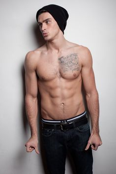 Adam Gregory with Phil 4:13 tattoo...... So freaking hot.