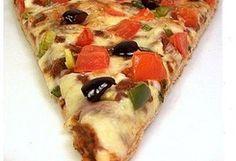 Grilled Nacho Pizza :: Recipe Kitchen