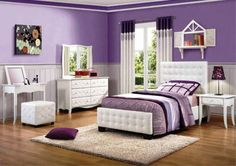 Purple-and-Grey-Bedroom-Ideas.jpg (1024×723)