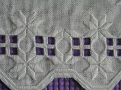Items similar to HARDANGER EMBROIDERY