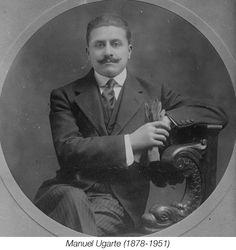 Manuel Baldomero Ugarte - Buenos Aires, Argentina 1875 - Niza, Francia 1951 - Escritor, diplomatico y politico argentino. - Pesquisa Google