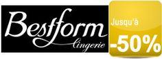 La collection 2015 de lingerie grandes tailles soldée jusqu'à -50% chez Bestform