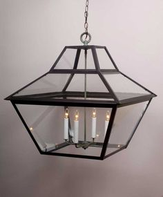 Check out the Virginia light fixture from The Urban Electric Co.