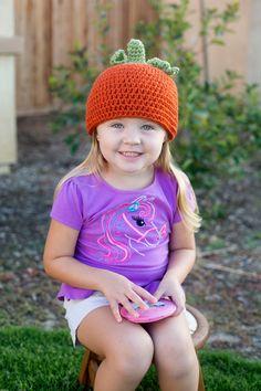 dcb2b0934b4 Crochet Beanie Pumpkin Beanie Hat  Crochet Halloween Beanie Photo Prop  Newborn Baby Shower Gift Costume Beanies Fall Colors Handmade Gifts by ...