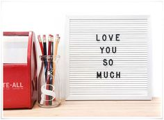 Love Creative People | 'Message Board' Three Potato Four