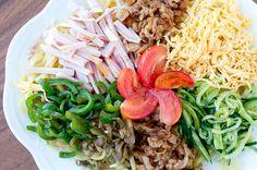 Hiyashi Chuka Soba | PBS Food (recipe by Marc Matsumoto)