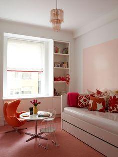 PARK + 77TH Weitzman Halpern  modern girls room