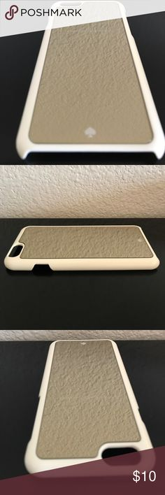 Kate Spade iPhone 6 Gently used Kate Spade 'center of attention' mirrored iPhone 6 case. kate spade Accessories Phone Cases
