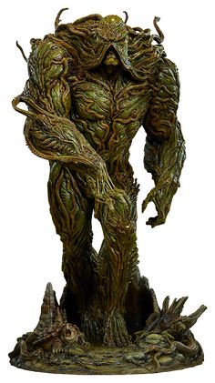 Swamp Thing Maquette sideshow collectibles for sale