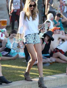 rosie huntington whiteley floral shorts christopher kane cutoffs
