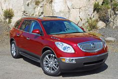 Buick Enclave CXL one of my cars