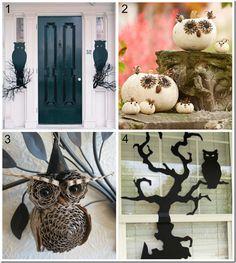 On trend Halloween Decor: Part 3