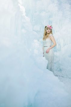 Frozen shoot by Unlost Photography - see more at http://fabyoubliss.com