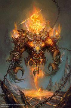 Répertoire Image Fantasy - Page 237 Fantasy Demon, Demon Art, Fantasy Monster, Beast Creature, Satanic Art, Dnd Monsters, Creature Concept, Medieval Fantasy, Fantasy Artwork