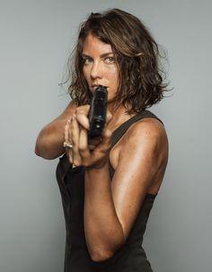 The Walking Dead • Maggie • Lauren Cohen