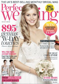 Pick Up The June 2016 Issue Of Perfect Wedding Magazine