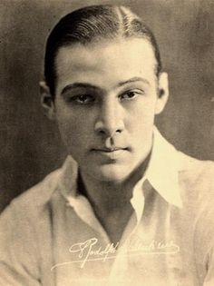 Rudolph Valentino brought a new style of dark, passionate lovers to the screen, capturing the hearts of women all over the nation.