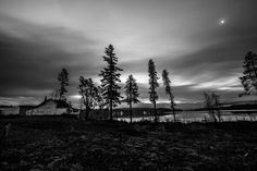 sunrise over Shawnigan Lake with cabin in the foreground. Vancouver Island, British Columbia, Sunrise, Editorial, Commercial, Ford, Celestial, Photography, Outdoor