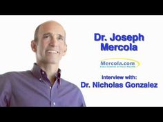 ▶ Dr. Mercola Interviews Dr. Nicholas Gonzales on Cancer (Part 2 of 7) - YouTube