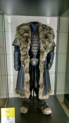 usefull tips for making the Majestic Thorin Oakenshield costume
