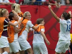 Women's World Cup 2015: England beat Canada to go through to semi-final for first time - International - Football - The Independent