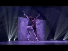 Few reasons to love this.  The rhythm, lyrics, and the female dancer is my friend's daughter.  Sasha.