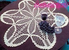View album on Yandex. Crochet Stitches Patterns, Doily Patterns, Crochet Chart, Filet Crochet, Irish Crochet, Stitch Patterns, Knit Crochet, Crochet Dollies, Doilies
