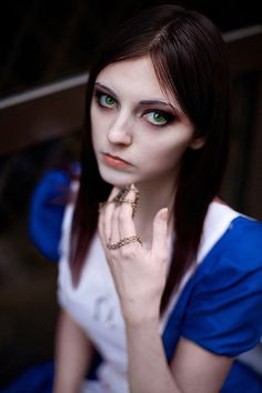 Alice Liddell - American McGee's Alice