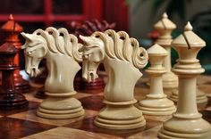 The Westminster Series Artisan Chess Pieces