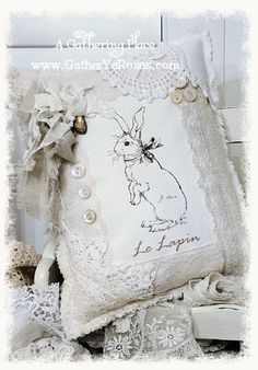 Le Lapin...The Rabbit.