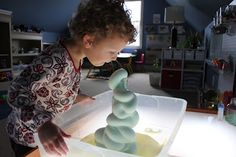 'Elephant Toothpaste' by playathomemom #Kids #Science