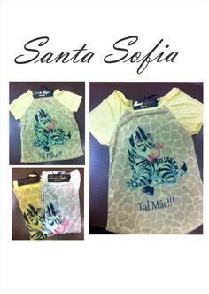 Tal mãe tal filha moda Santa Sofia