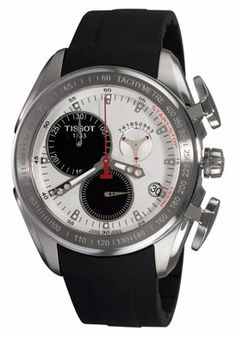 Racing Entusiasts Must Have - Tissot Chronograph for under 500 bucks!  #tissot #chronograph #watch #racing