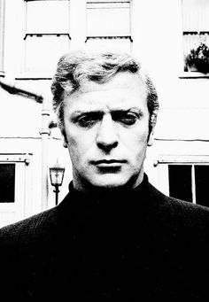 Michael Caine in London, c. 1967