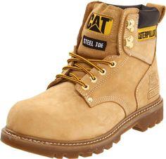 Caterpillar Men's Second Shift ST Work Boot - http://shoes.goshopinterest.com/mens/boots-mens/work-boots-mens/caterpillar-mens-second-shift-st-work-boot/