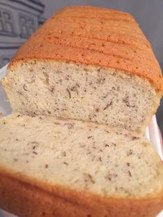 Baking Mom: Light Banana Sponge Cake